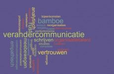 profiel wordcloud paars